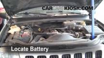 2003 Jeep Grand Cherokee Laredo 4.0L 6 Cyl. Battery