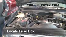 2003 Jeep Grand Cherokee Laredo 4.0L 6 Cyl. Fuse (Engine)