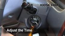 2003 Kia Sedona EX 3.5L V6 Clock