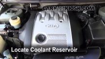 2003 Kia Sedona EX 3.5L V6 Coolant (Antifreeze)