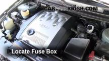 2003 Kia Sedona EX 3.5L V6 Fusible (motor)