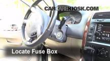 2003 Kia Sedona EX 3.5L V6 Fuse (Interior)