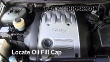 2003 Kia Sedona EX 3.5L V6 Oil