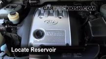 2003 Kia Sedona EX 3.5L V6 Líquido limpiaparabrisas