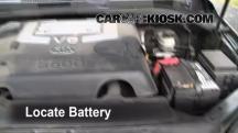 2003 Kia Sorento EX 3.5L V6 Battery