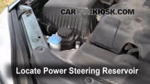 2003 Kia Sorento EX 3.5L V6 Power Steering Fluid