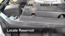 2003 Kia Sorento EX 3.5L V6 Windshield Washer Fluid