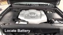 2003 Lexus GX470 4.7L V8 Battery