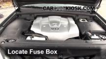 2003 Lexus GX470 4.7L V8 Fusible (motor)