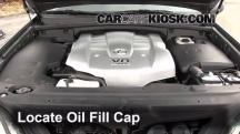 2003 Lexus GX470 4.7L V8 Oil