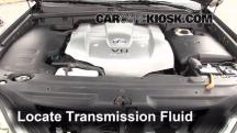 2015 Lexus GX460 Luxury 4.6L V8 Transmission Fluid