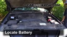 2003 Lincoln Aviator 4.6L V8 Battery