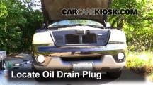 2003 Lincoln Aviator 4.6L V8 Oil