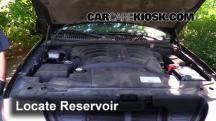 2003 Lincoln Aviator 4.6L V8 Líquido limpiaparabrisas