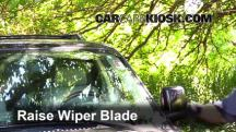 2003 Lincoln Aviator 4.6L V8 Windshield Wiper Blade (Front)
