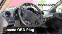 2003 Pontiac Grand Am SE1 3.4L V6 Sedan (4 Door) Check Engine Light