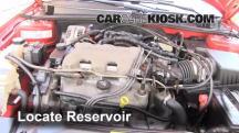 2003 Pontiac Grand Am SE1 3.4L V6 Sedan (4 Door) Windshield Washer Fluid