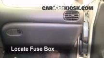 2003 Pontiac Grand Prix GT 3.8L V6 Sedan (4 Door) Fusible (interior)