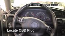 2003 Pontiac Grand Prix GT 3.8L V6 Sedan (4 Door) Compruebe la luz del motor
