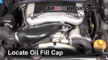 2003 Suzuki XL-7 Touring 2.7L V6 Oil