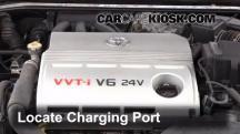 2003 Toyota Camry XLE 3.0L V6 Aire Acondicionado