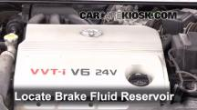 2003 Toyota Camry XLE 3.0L V6 Líquido de frenos