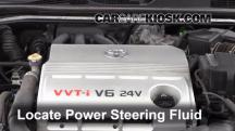 2003 Toyota Camry XLE 3.0L V6 Power Steering Fluid