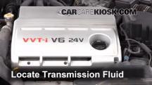 2003 Toyota Camry XLE 3.0L V6 Líquido de transmisión