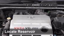 2003 Toyota Camry XLE 3.0L V6 Líquido limpiaparabrisas