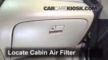 2003 Toyota Highlander 2.4L 4 Cyl. Air Filter (Cabin)