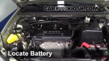 2003 Toyota Highlander 2.4L 4 Cyl. Battery