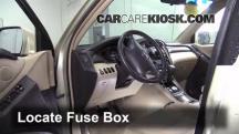 2003 Toyota Highlander 2.4L 4 Cyl. Fuse (Interior)