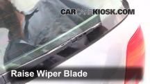 2003 Volkswagen Golf GL 2.0L 4 Cyl. (4 Door) Windshield Wiper Blade (Rear)