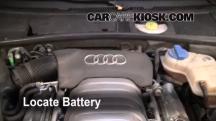 2004 Audi A6 3.0L V6 Battery