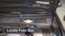 2004 Volkswagen Passat GLX 2.8L V6 Wagon Fusible (motor)