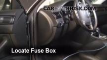 2004 Audi A6 3.0L V6 Fuse (Interior)