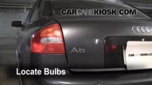 2004 Audi A6 3.0L V6 Lights