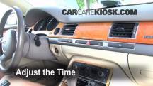 2004 Audi A8 Quattro L 4.2L V8 Reloj