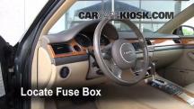 2004 Audi A8 Quattro L 4.2L V8 Fusible (interior)