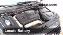 2004 Audi TT Quattro 1.8L 4 Cyl. Turbo Convertible Battery