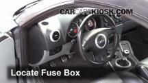 2004 Audi TT Quattro 1.8L 4 Cyl. Turbo Convertible Fuse (Engine)