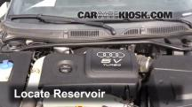 2004 Audi TT Quattro 1.8L 4 Cyl. Turbo Convertible Windshield Washer Fluid