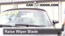 2004 Audi TT Quattro 1.8L 4 Cyl. Turbo Convertible Windshield Wiper Blade (Front)
