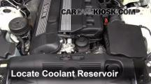 2004 BMW Z4 2.5i 2.5L 6 Cyl. Fluid Leaks