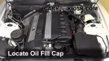 2004 BMW Z4 2.5i 2.5L 6 Cyl. Oil