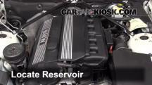 2004 BMW Z4 2.5i 2.5L 6 Cyl. Líquido limpiaparabrisas
