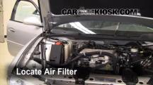 2004 Buick Century Custom 3.1L V6 Air Filter (Cabin)