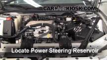 2004 Buick Century Custom 3.1L V6 Power Steering Fluid