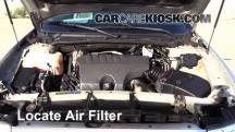 2004 Buick LeSabre Custom 3.8L V6 Air Filter (Engine)