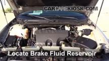 2004 Buick LeSabre Custom 3.8L V6 Brake Fluid
